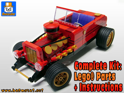 hot-rod-ford-complete-kit-set-model-lego