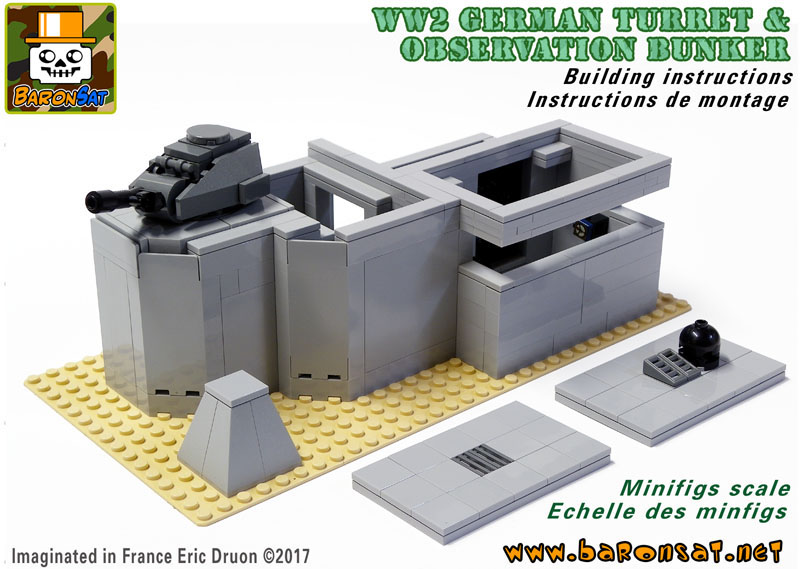 Free Lego Building Instructions Military
